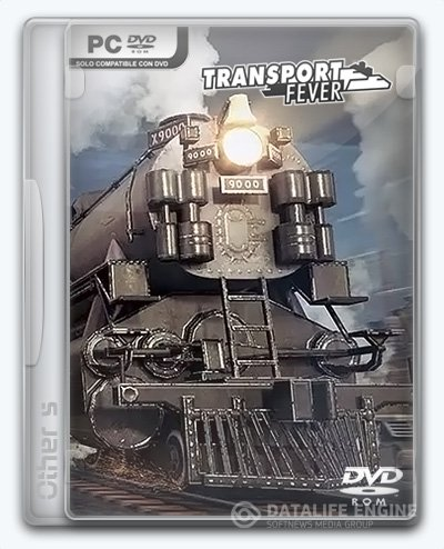 Transport Fever [Update 1] (2016) PC | RePack от FitGirl
