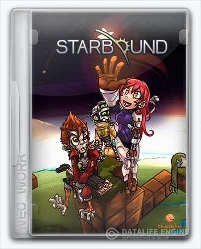 Starbound (2016) [En] (1.1.1) License
