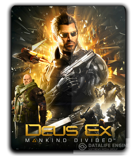 Deus Ex: Mankind Divided (Update 1|v1.11.616.0) - Razor 1911