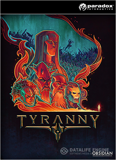 Tyranny (Paradox Interactive) (RUS/ENG) [RePack] от VickNet