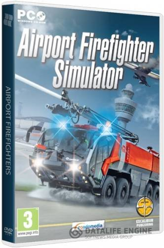 Airport Firefighters: The Simulation (2015) PC  от PROPHET