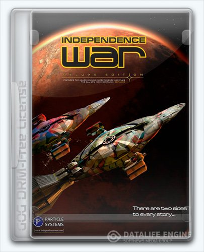 : Independence War Deluxe (1999) [En] (1.24/2.0/dlc) License