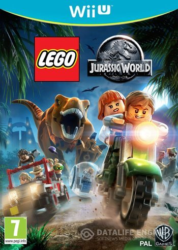 LEGO Jurassic World (2015) [WiiU] [EUR] 5.3.2 [WUP Installer] [License]