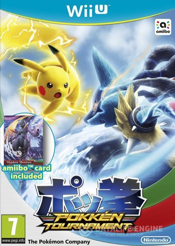 Pokkén Tournament (2016) [WiiU] [EUR] 5.3.2 [WUP Installer] [License]