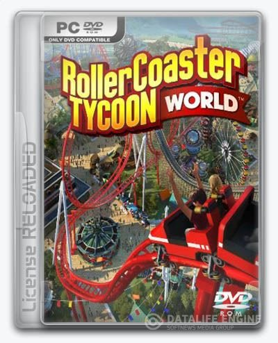 RollerCoaster Tycoon World (2016) [Ru/Multi] (1.0) License RELOADED