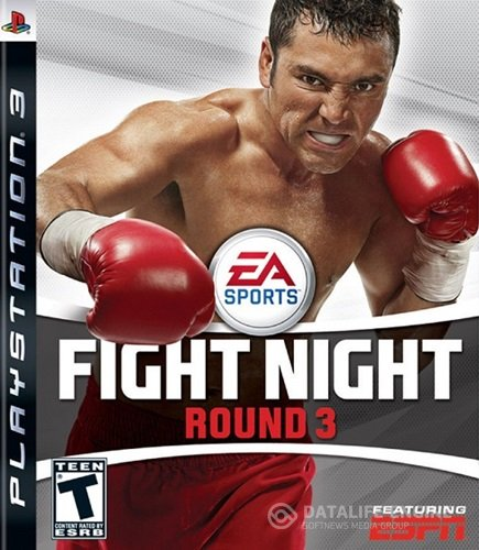 [PS3] Fight Night Round 3[EUR] [En] [1.50] [Cobra ODE / E3 ODE PRO ISO]