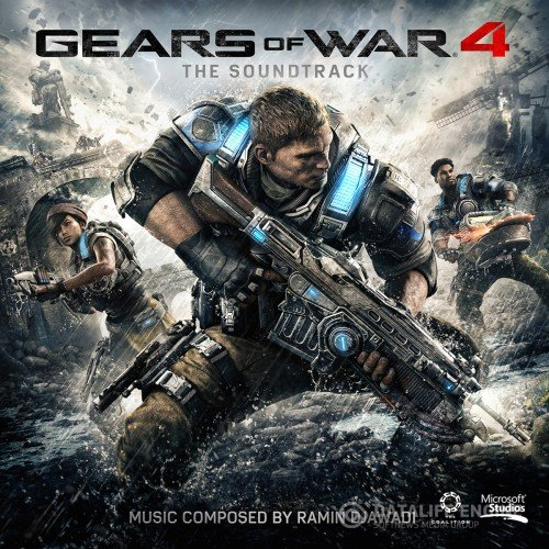 (Score) Gears Of War 4 - 2016, MP3, 320 kbps