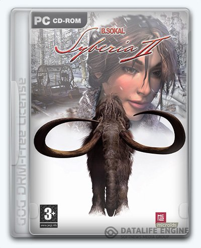 Сибирь - Антология / Syberia - Anthology 1.0.0.11 / 1.0.0.0 (2002-2004) PC | Portable