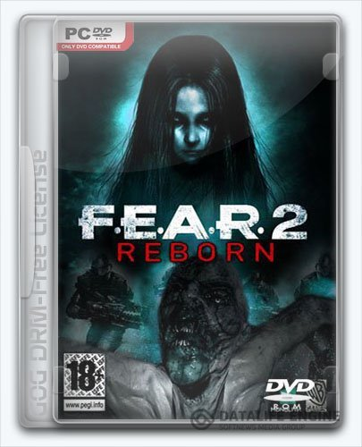 F.E.A.R. 2: Project Origin + Reborn (2009) [Ru/Multi] (1.05) License