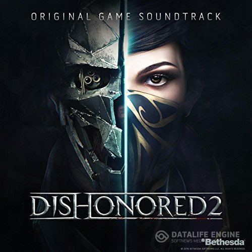 Dishonored 2 - 2016, MP3, VBR 200-274 kbps