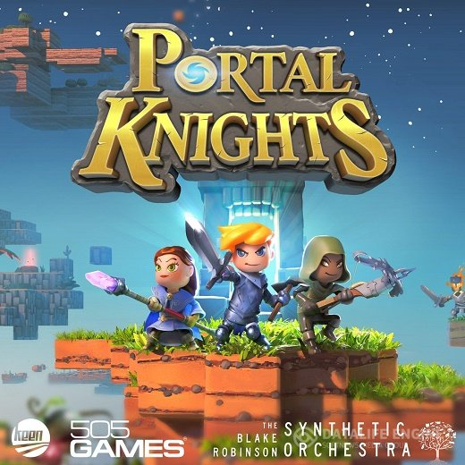 Portal Knights [v 1.3.5 + 6 DLC] (2017) PC | RePack от qoob