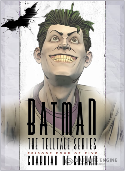 Batman - The Telltale Series. Эпизод 1-4  [RePack] от SEYTER