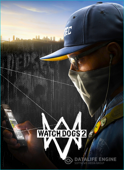 Watch Dogs 2 - Digital Deluxe Edition (Ubisoft) (RUS|ENG|MULTi13) [L|Uplay-Rip]