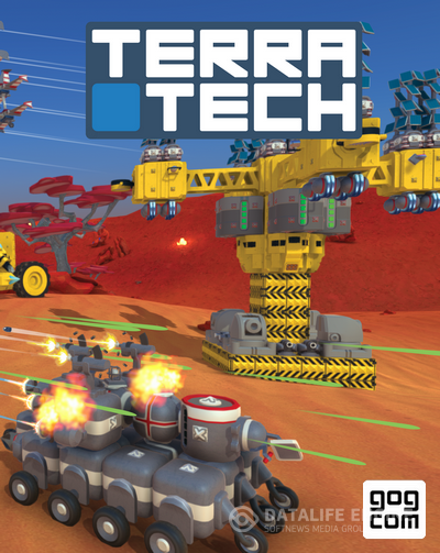TerraTech Deluxe Edition + R&D Pack DLC (v0.7.1)