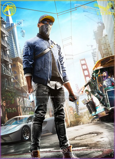 Watch Dogs 2 - Digital Deluxe Edition (2016) (Лицензия) от *CPY*