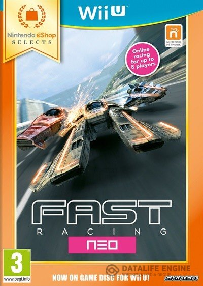 FAST Racing Neo (2015) [WiiU] [EUR] 5.3.2 [WUP Installer]