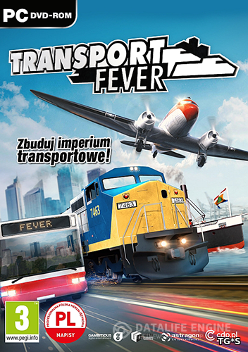 Transport Fever [Update 3] (2016) PC | RePack