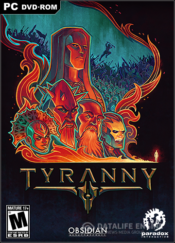 Tyranny.v.1.0.3.0031 (RUS,ENG|ENG) [Repack] от Decepticon