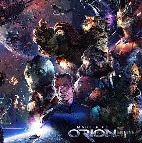 Master of Orion + Revenge of Antares Race Pack (WG Labs) (RUS/ENG/MULTi11) [L]