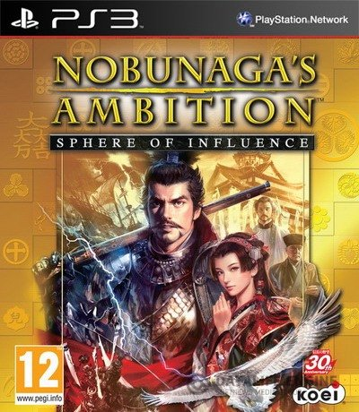 Nobunaga's Ambition: Sphere of Influence (2015) [PS3] [USA] 4.21 [Repack]