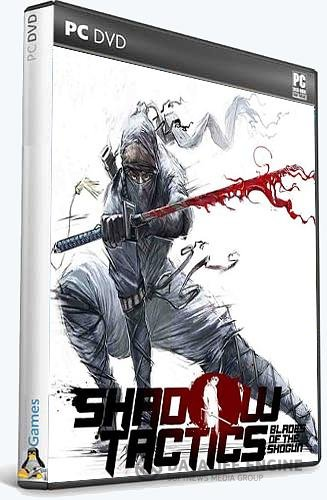Shadow Tactics: Blades of the Shogun.v.1.2.1.f [Repack] от Decepticon