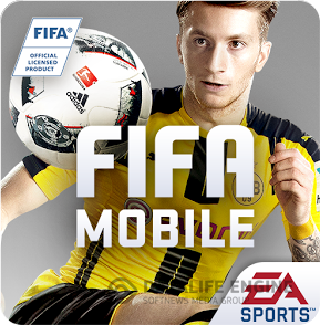 FIFA Mobile Football (3.1.0)  для OS Android 4.1