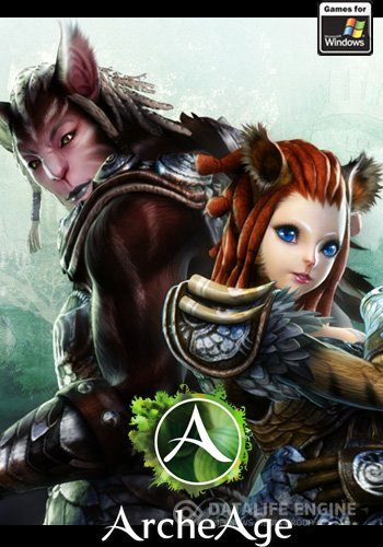 ArcheAge [3.0.0.3.UT] (Trion Worlds) (Rus) [L]