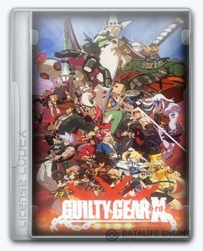 GUILTY GEAR Xrd -REVELATOR (2016) [En/Ja] (1.0.8767) License CODEX скачать с торрента