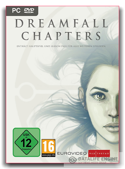 Русификатор текста и текстур для Dreamfall Chapters Book One: Reborn + Book Two: Rebels + Book Three: Realms + Book Four: Revelations + Book Five: Redux