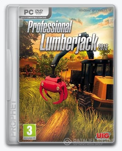Professional Lumberjack 2015 (2015) [Multi] (1.0) License