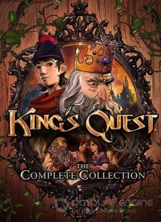 King's Quest: The Complete Collection (Sierra) (RUS/ENG/MULTi3) [L] - SKIDROW