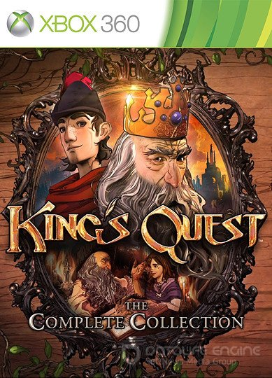 King's Quest - The Complete Collection (2016) [Xbox360] 16537 [Freeboot]