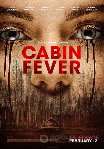 Лихорадка / Cabin Fever(BDRip 720p)