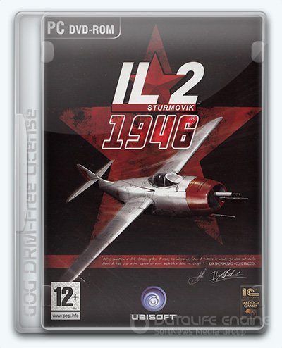 IL-2 Sturmovik: 1946 / 46 (2006) [Ru/En] (4.13.2m) License