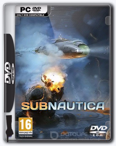 Subnautica [59302 | Stable] (2014) PC | RePack от Egor179