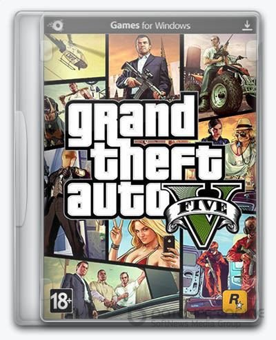 Grand Theft Auto V (2015) [Ru/Multi] (1.0.877.1/upd1.36) [patch]