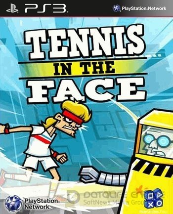 Tennis in the Face (2015) [PS3] [EUR] 0.610+