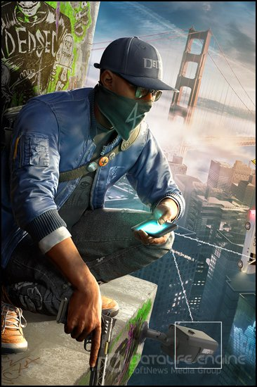 Watch Dogs 2. Digital Deluxe Edition + High Res Texture Pack [RePack] от SEYTER