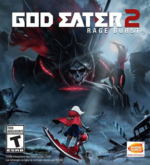 God Eater 2: Rage Burst (2016) PC | RePack by FitGirl