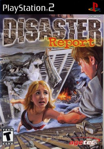 S.O.S.: The Final Escape Disaster Report (2003) [PS2] [PAL] [Unofficial] [Ru]