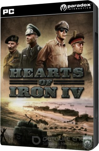 Hearts of Iron IV: Field Marshal Edition [v1.3.3 + DLC's] (2016) PC | RePack