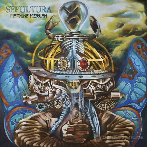 Sepultura - Machine Messiah (2017) AAC