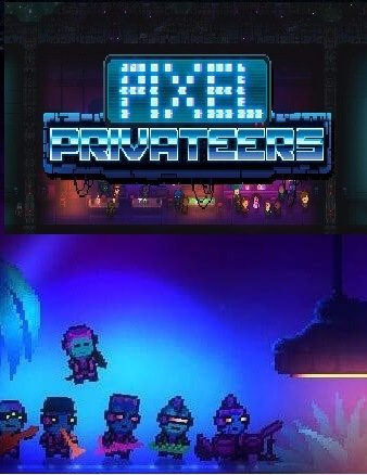 Pixel Privateers (Re-Logic) (ENG) [P] - ALI213