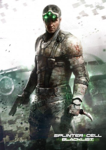 Tom Clancy's Splinter Cell - Anthology (2003-2013) PC | RePack