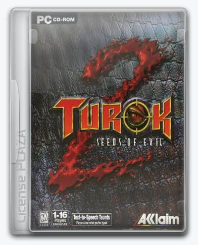 Turok 2: Seeds of Evil - Remastered (2017) [Multi] (1.0) License PLAZA