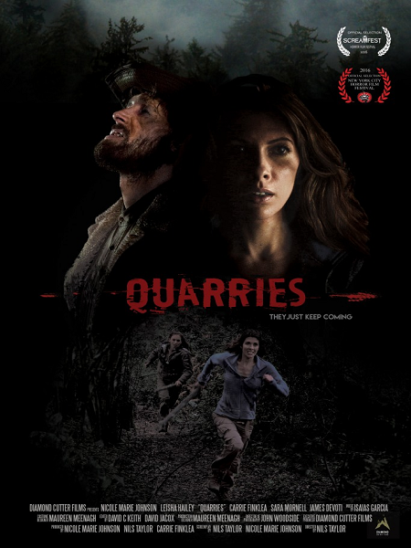 Карьер / Quarries(WEB-DLRip)