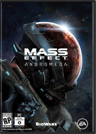 Mass Effect Andromeda. Super Deluxe Edition  [L] Origin-Rip