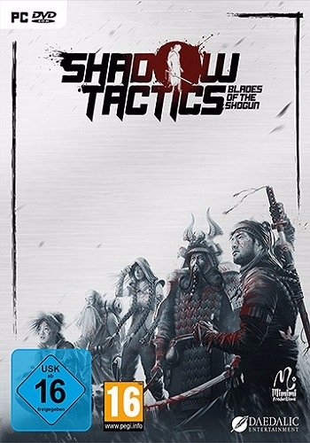 Shadow Tactics: Blades of the Shogun [v 1.3.4.f] (2016) PC | Steam-Rip