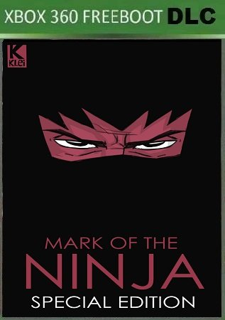 Скачать торрент Mark of the Ninja special edition Xbox360 DLC