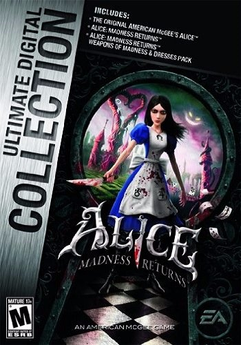 Alice: Madness Returns - The Complete Collection [v.1.0.0.0] (2011) PC | Steam-Rip